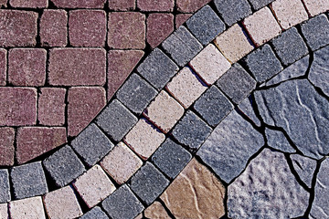 Ornamental paving 2