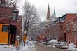 Boston Winter..
