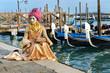 Постер, плакат: Venezia carnevale