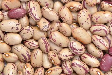 Striped beans