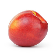 ripe nectarine fruit