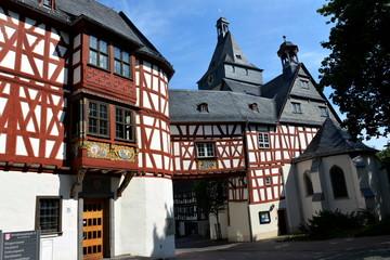 Südostfassade Historischer Amthof Bad Camberg