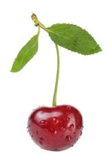 ripe cherry berry