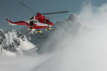 Volunteer Mountain Rescue Service