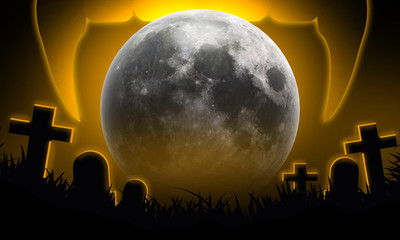 Notte di Halloween vampiri