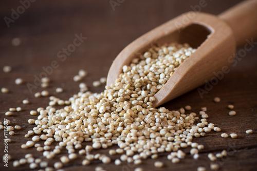 Aluminium Granen quinoa