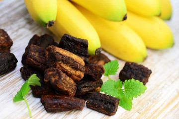 Bananen,Trockenobst