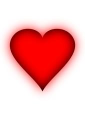 Coeur lumineux