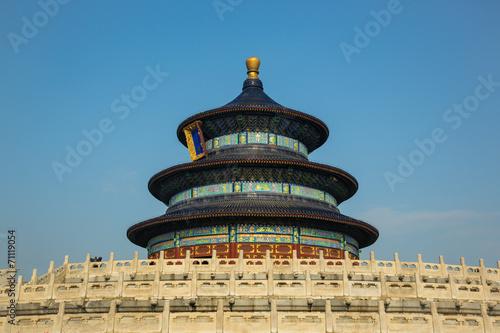 Foto op Canvas Beijing Temple of heaven