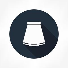 skirt icon