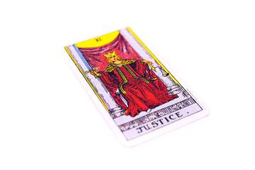 タロットカード 正義