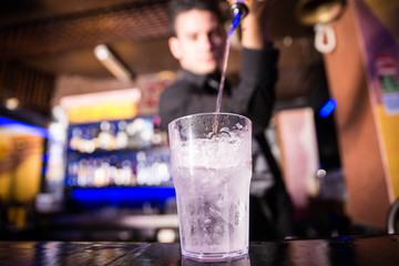 Barman's work