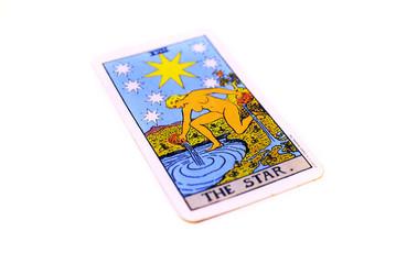 タロットカード 星