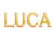 Постер, плакат: Nome Luca