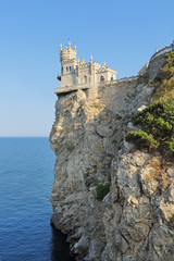 Swallow's Nest, Yalta, republic Crimea