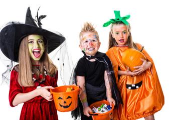 Süsses oder Saures Halloween Kids
