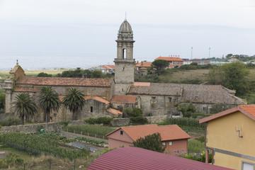 Santa María la Real de Oia