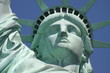 Tête de Miss Liberty