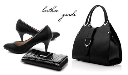 Women's leather goods