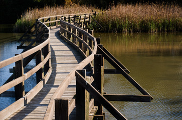 tortuous bridge
