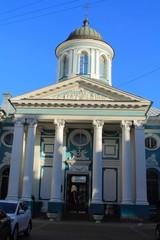 Армянская церковь Святой Екатерины. Санкт-Петербург