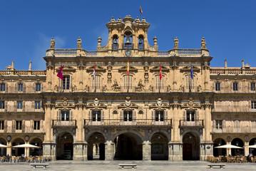 Plaza Mayor de Salamanca (Salamanca Major Square) Spain
