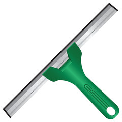Scraper for cleaning windows