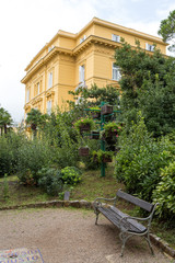 Villa et jardin de Opatija