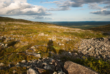 Lapland wanderer