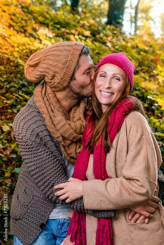 canvas print picture couple