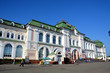 Train station in the city of Khabarovsk, Russia - 71131062