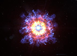 Big Boom in Deep Space