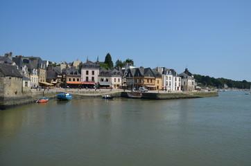 vieux port de Saint-Goustan a Auray