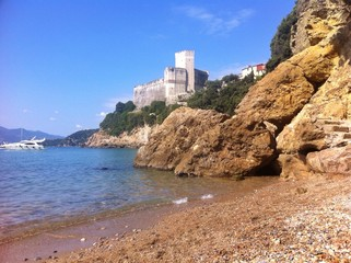lerici's fort,Italy