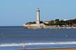 Phare de Royan vue de la plage - 71132444