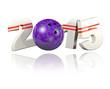 canvas print picture - Bowling 2015 design