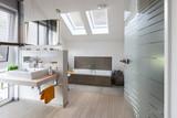 Fototapety modernes Badezimmer