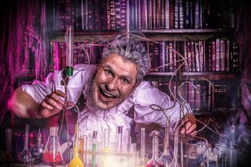 frightening scientist