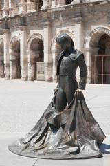Statue du torero