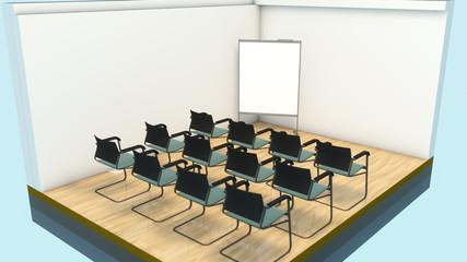 Mini training room