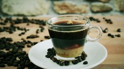Caffè troppo zuccherato