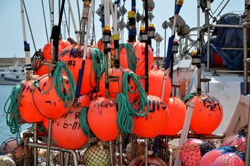 Boyas para pesca con palangre