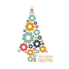 Vector Christmas design.