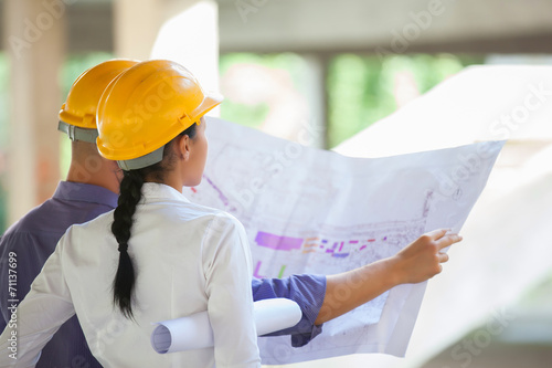 Construction manager  architect