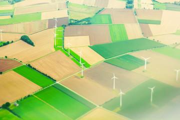 renewable electric energy windmills