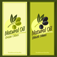 natural oil frame