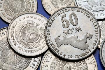 Coins of Uzbekistan