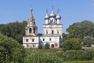Вологда, Россия. Церковь Иоанна Златоуста (Жен Мироносиц)