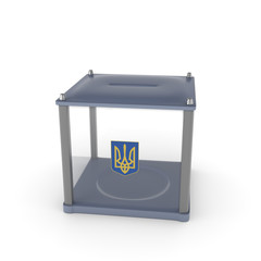 ballot box ukraine