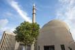 Leinwanddruck Bild - central mosque cologne